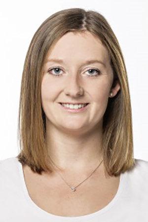 Katharina Horsthemke, Physiotherapist