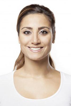 Nahida Pooyeh, Physiotherapist