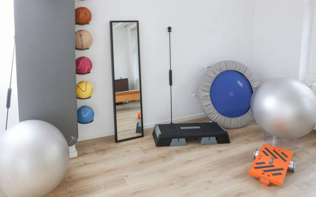 Physiotherapy Pfitzner rooms of the practice